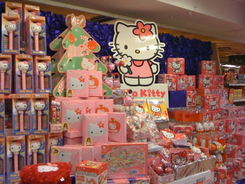 HelloKitty rules
